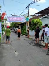 Warga RW 09 Suryodiningratan Galakan Kampung Siaga Covid-19