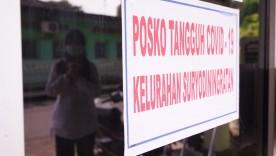 Kelurahan Suryodiningratan Menjadi Posko Tangguh Covid-19