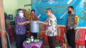 KAMPANYE EDUKASI PERANTARA BANK SAMPAH SURYO GEMATI DALAM PENCEGAHAN PENYAEBRAN VIRUS COVID 19