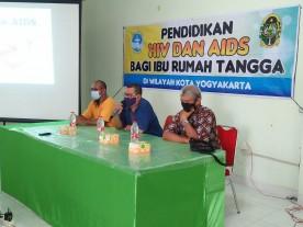 PENDIDIKAN HIV/AIDS BAGI IBU RUMAH TANGGA